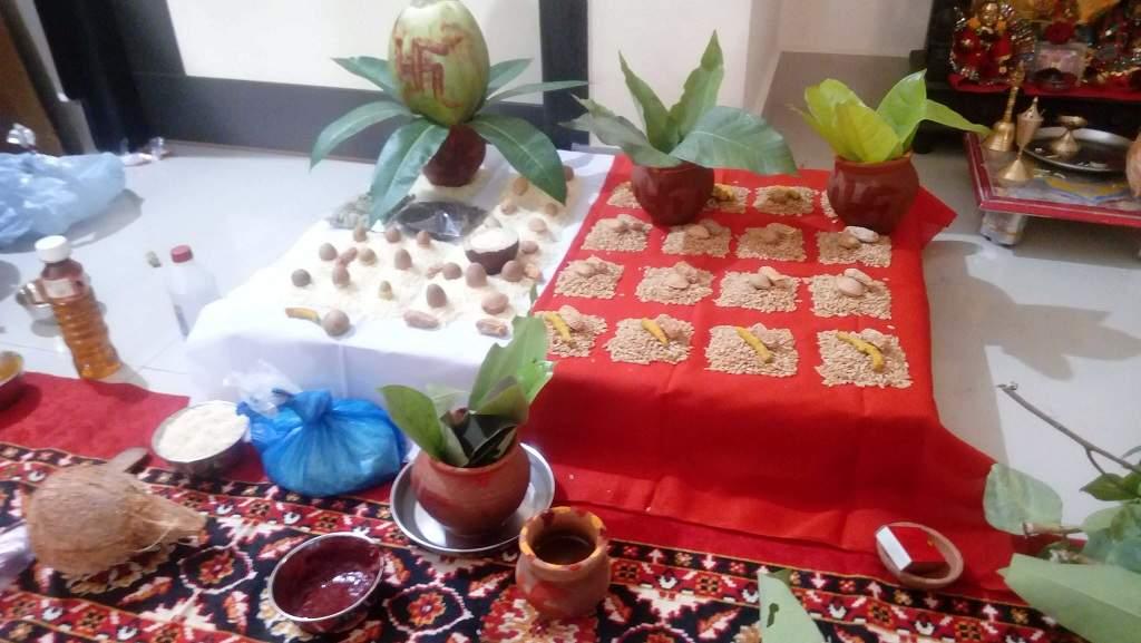 Shanti Puja