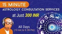 Consult to Astrologer